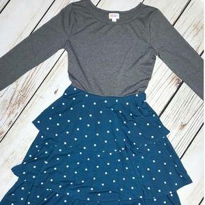 NWT LuLaRoe Georgia Dress - S